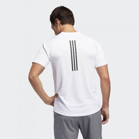 Футболка FreeLift Sport Fitted 3-Stripes