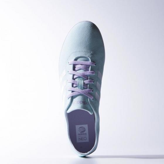 Женские кеды adidas neo qt vulc