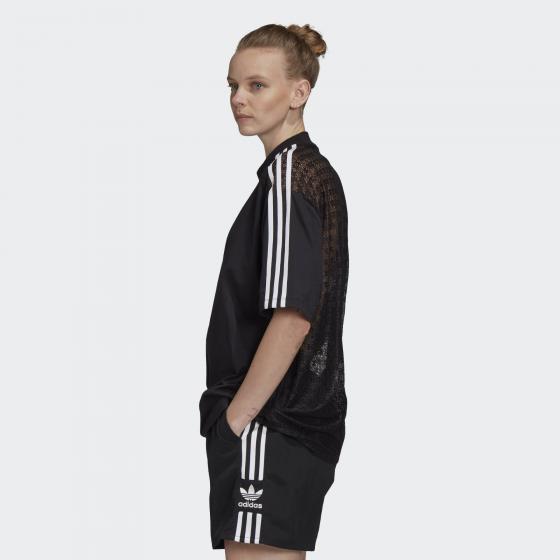 Футболка Lace-Back