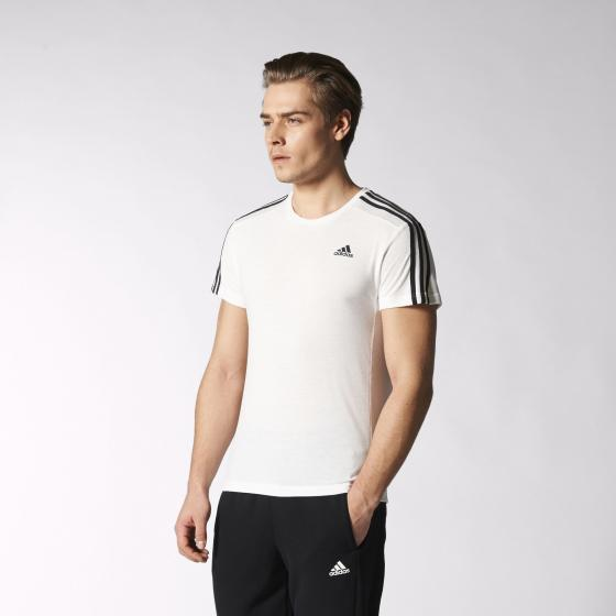 Sport Essentials 3-Stripes Tee M S17661