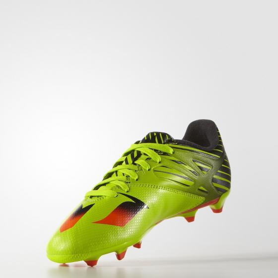 Детские футбольные бутсы adidas messi 15.3 fg/ag
