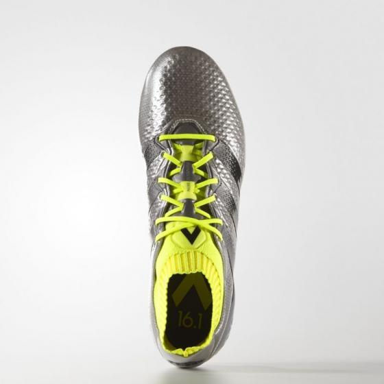 футбольные бутсы adidas ace 16.1 primeknit fg/ag