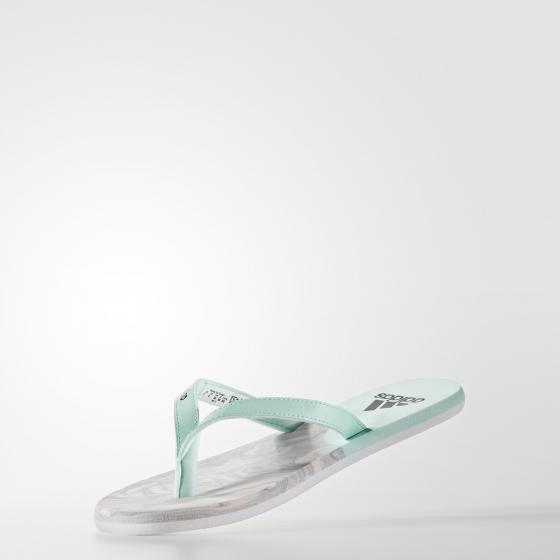 женские сланцы adidas eezay ice cream