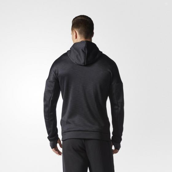Толстовка ZNE FZ HD HEAT Mens Adidas