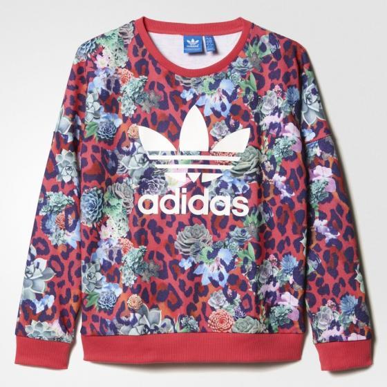 Реглан J SROSE CREW Kids Adidas