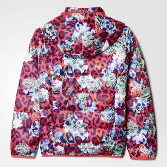 Детская куртка для девочек Adidas S Rose