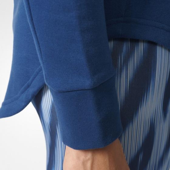 Женская толстовка Adidas Ess Lin FZ HD