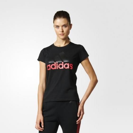 Женская футболка Adidas Performance Essentials Linear